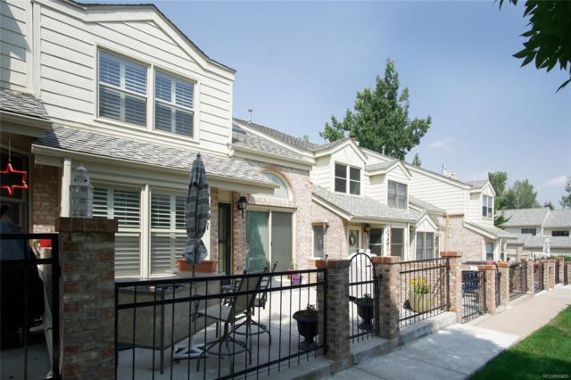 7691 S Cove Circle, Centennial, CO 80122 (#9902447) :: Briggs American Properties