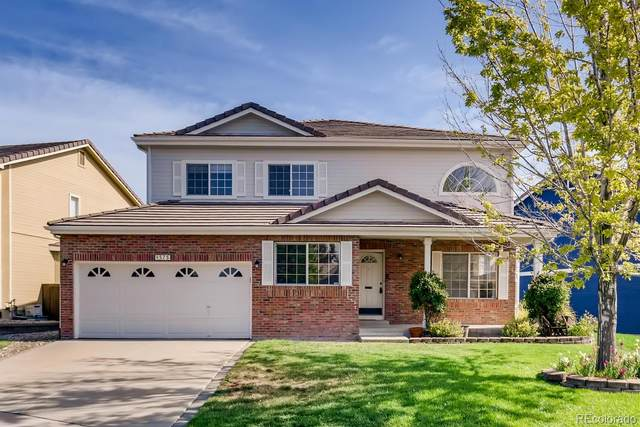 4575 Fenwood Place, Highlands Ranch, CO 80130 (#9902508) :: Colorado Home Finder Realty