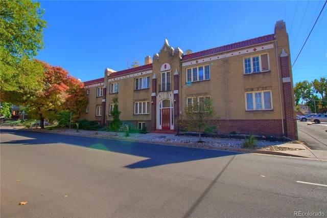 2330 E 13th Avenue #6, Denver, CO 80206 (#9902599) :: Wisdom Real Estate