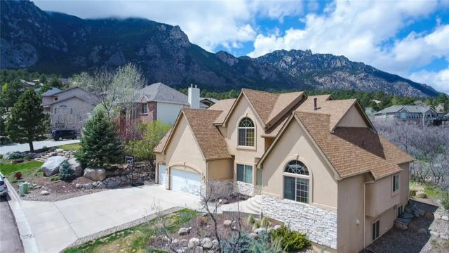 160 Balmoral Way, Colorado Springs, CO 80906 (MLS #9902816) :: 8z Real Estate