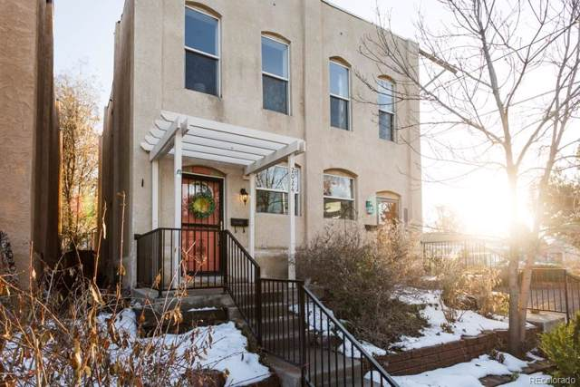 2024 Martin Luther King Boulevard, Denver, CO 80205 (#9903054) :: The Heyl Group at Keller Williams