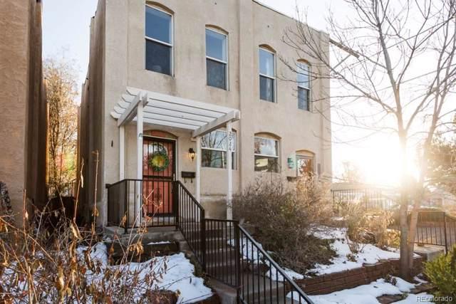 2024 Martin Luther King Boulevard, Denver, CO 80205 (MLS #9903054) :: 8z Real Estate