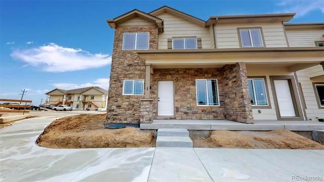 1726 Westward Circle #1, Eaton, CO 80615 (MLS #9903112) :: 8z Real Estate