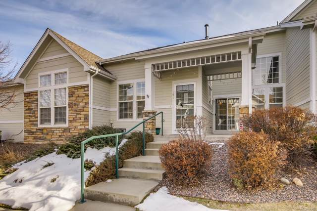 8300 Fairmount Drive K-102, Denver, CO 80247 (#9903392) :: Keller Williams Action Realty LLC