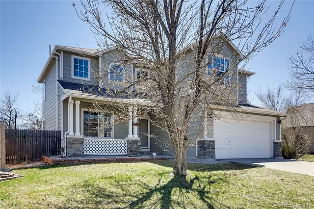 17230 Yellow Rose Way, Parker, CO 80134 (#9903399) :: James Crocker Team