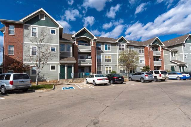 14251 E 1st Drive #206, Aurora, CO 80011 (#9903582) :: Colorado Home Finder Realty