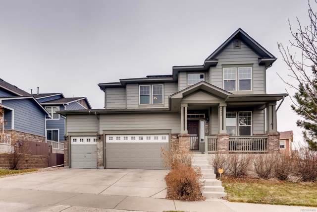 6411 S Ider Street, Aurora, CO 80016 (#9903584) :: The Peak Properties Group