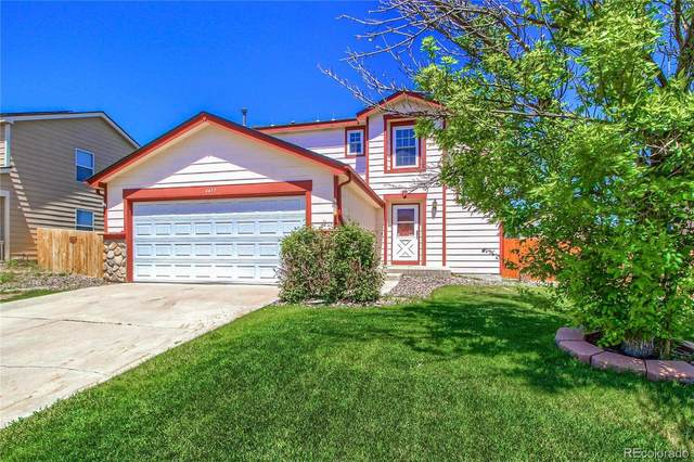 4457 E 94th Drive, Thornton, CO 80229 (#9903717) :: HergGroup Denver