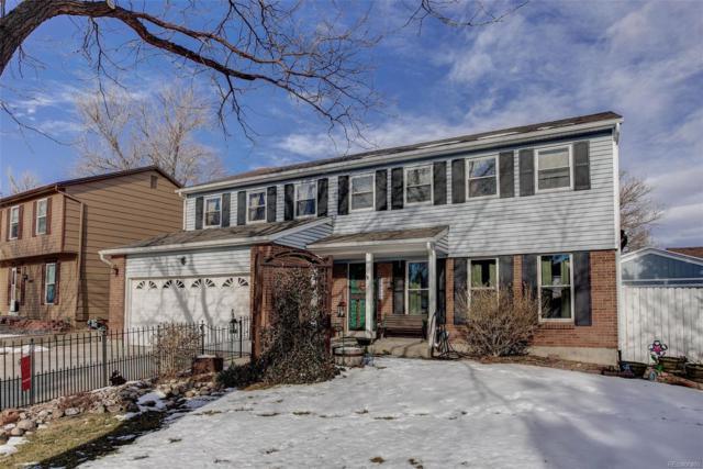 14909 E Wesley Avenue, Aurora, CO 80014 (MLS #9903752) :: 8z Real Estate