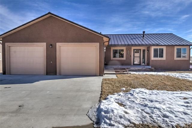 1124 Monument Street, Calhan, CO 80808 (MLS #9903830) :: 8z Real Estate