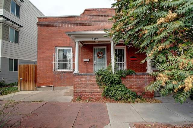 2319 Glenarm Place, Denver, CO 80205 (#9903854) :: Venterra Real Estate LLC