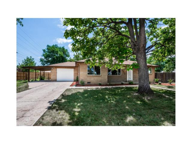 5890 W 4th Avenue, Lakewood, CO 80226 (MLS #9903865) :: 8z Real Estate
