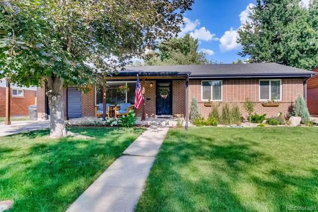 758 S Grape Street, Denver, CO 80246 (#9904607) :: Stephanie Fryncko | Keller Williams Integrity