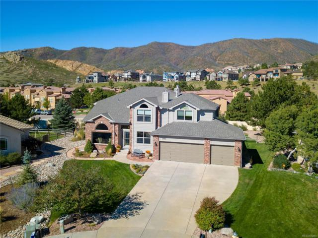 2405 Regal View Court, Colorado Springs, CO 80919 (#9904715) :: The Tamborra Team