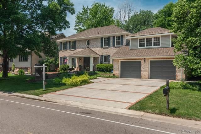 7 Middlefield Road, Littleton, CO 80123 (#9905295) :: Kimberly Austin Properties