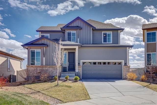 12286 Coral Burst Lane, Parker, CO 80134 (#9905320) :: HomeSmart Realty Group