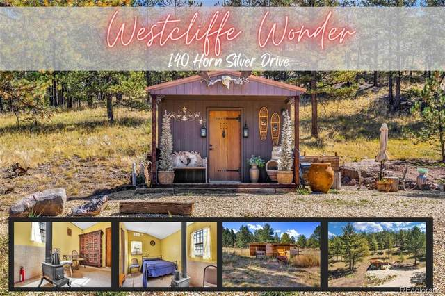 140 Horn Silver Drive, Westcliffe, CO 81252 (#9905379) :: The DeGrood Team