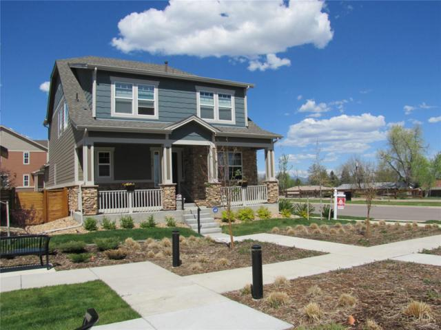 536 E Fremont Place, Centennial, CO 80122 (MLS #9905396) :: 8z Real Estate
