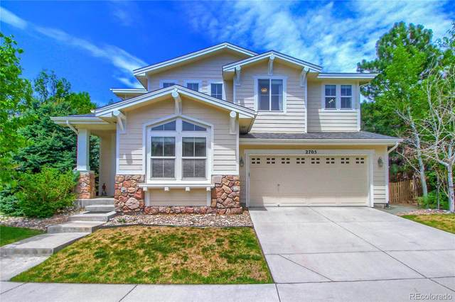 2705 Middlebury Drive, Highlands Ranch, CO 80126 (#9905484) :: The Gilbert Group