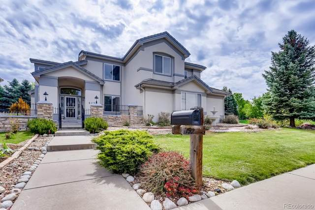 6192 S Dunkirk Street, Aurora, CO 80016 (#9905987) :: The HomeSmiths Team - Keller Williams
