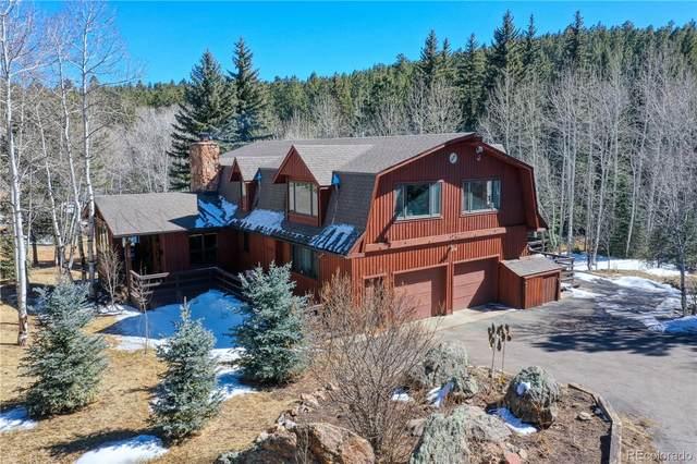 32172 Buffalo Creek Road, Evergreen, CO 80439 (#9906168) :: iHomes Colorado