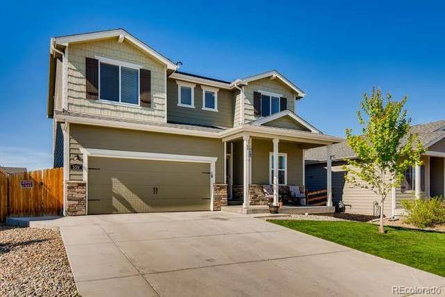 559 Solano Drive, Lochbuie, CO 80603 (#9906285) :: James Crocker Team