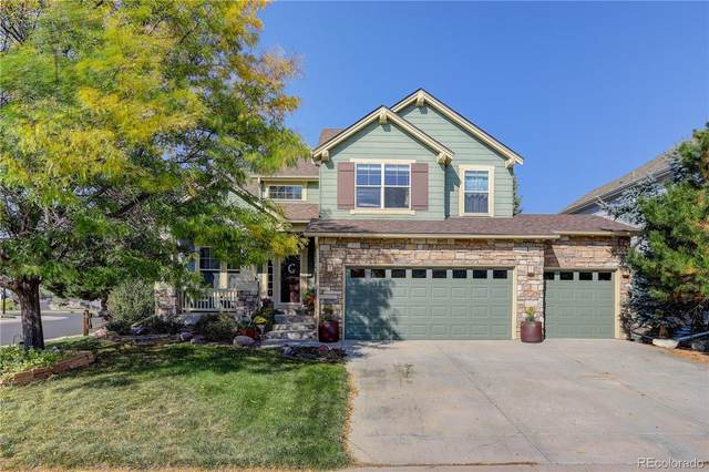 23863 E Winter Springs Place, Parker, CO 80138 (MLS #9906624) :: Kittle Real Estate