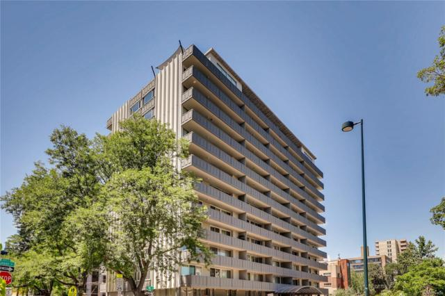 909 N Logan Street 5I, Denver, CO 80203 (#9906974) :: The Galo Garrido Group