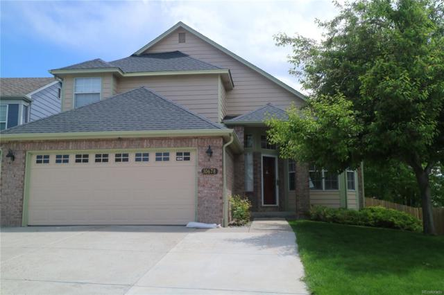 10678 W Peakview Drive, Littleton, CO 80127 (#9907258) :: My Home Team