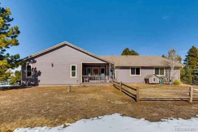 9816 Derby Way, Parker, CO 80134 (#9908535) :: The HomeSmiths Team - Keller Williams
