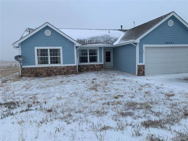 38441 County Road 166, Agate, CO 80101 (#9908845) :: Wisdom Real Estate
