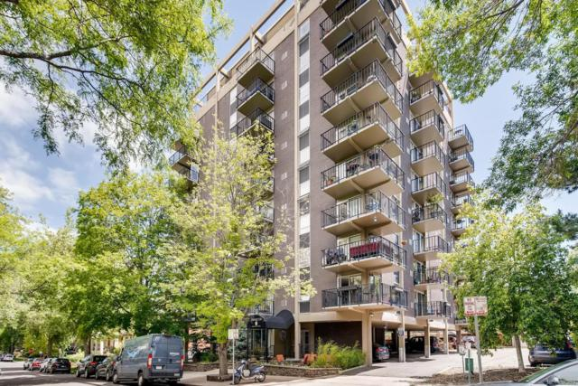 1150 Vine Street #206, Denver, CO 80206 (MLS #9908862) :: 8z Real Estate