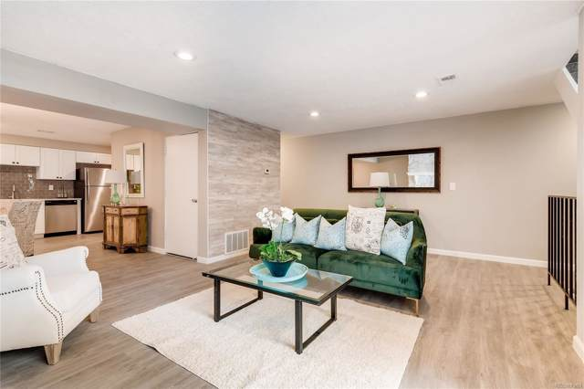 6458 E Bates Avenue, Denver, CO 80222 (#9908988) :: The DeGrood Team