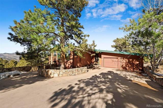 59 Lookout Mountain Road, Golden, CO 80401 (MLS #9909000) :: 8z Real Estate