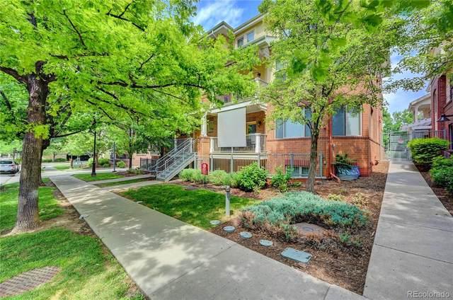 1570 Milwaukee Street #340, Denver, CO 80206 (MLS #9909051) :: Bliss Realty Group