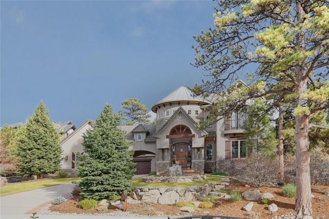 5078 Knobcone Drive, Castle Rock, CO 80108 (#9909207) :: Wisdom Real Estate