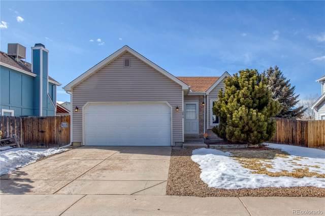 19915 E Oberlin Place, Aurora, CO 80013 (MLS #9909297) :: 8z Real Estate