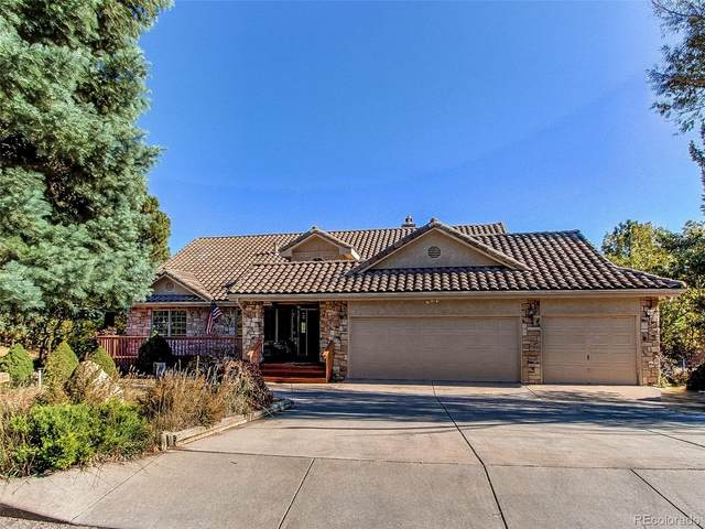 3276 S Electra Drive S, Colorado Springs, CO 80906 (#9909462) :: The DeGrood Team