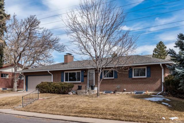 3650 S Ulster Street, Denver, CO 80237 (MLS #9909706) :: Kittle Real Estate
