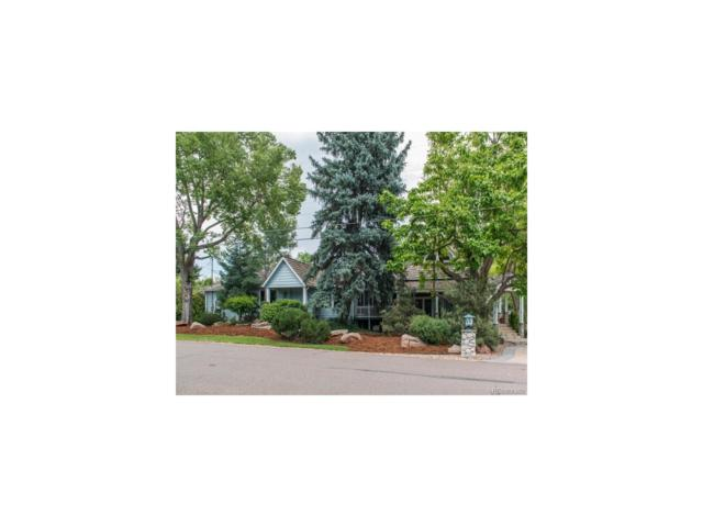 1820 Glen Ayr Drive, Lakewood, CO 80215 (MLS #9909972) :: 8z Real Estate