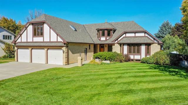 4308 Whippeny Drive, Fort Collins, CO 80526 (MLS #9910009) :: Bliss Realty Group