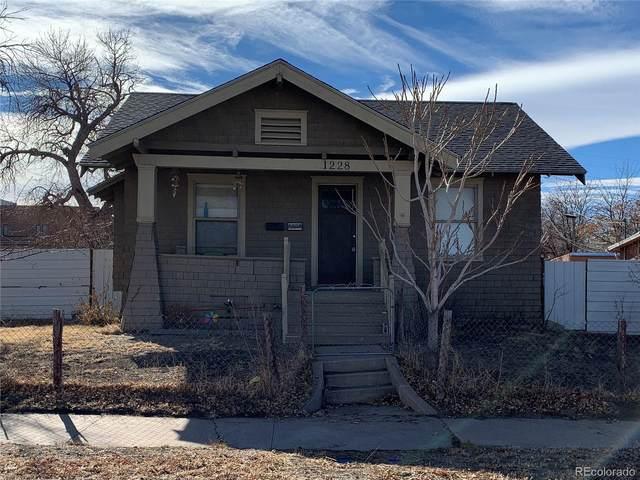 1228 E 6th Street, Pueblo, CO 81001 (MLS #9910185) :: 8z Real Estate