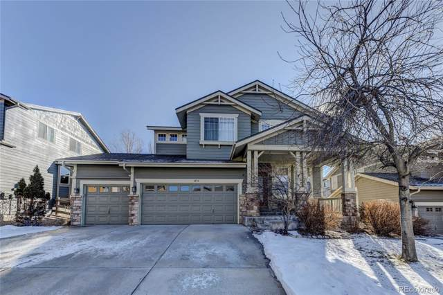6854 Serena Drive, Castle Pines, CO 80108 (#9910430) :: Harling Real Estate