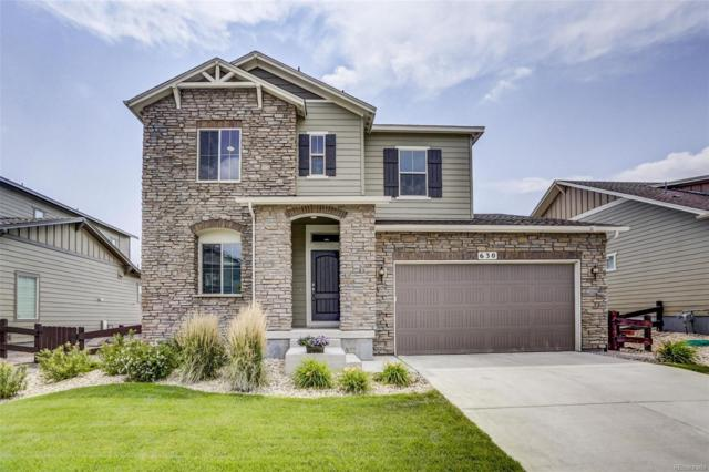 630 Grenville Circle, Erie, CO 80516 (MLS #9910575) :: Kittle Real Estate