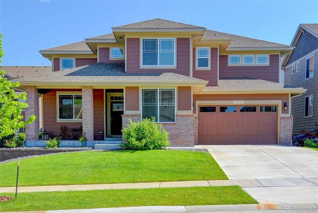 20830 Scenic Park Drive, Parker, CO 80138 (#9910669) :: The DeGrood Team