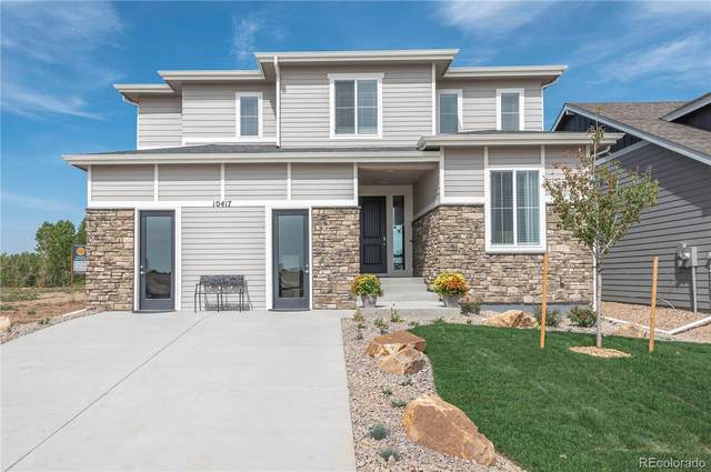 10417 W 12th Street, Greeley, CO 80634 (#9910733) :: The DeGrood Team