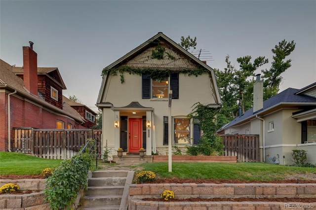 420 S Emerson Street, Denver, CO 80209 (#9910985) :: Own-Sweethome Team