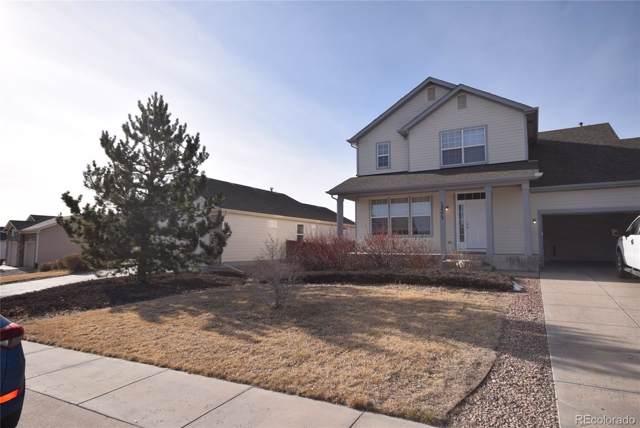 12573 Pine Valley Circle, Peyton, CO 80831 (MLS #9911022) :: 8z Real Estate