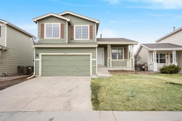 21851 Silver Meadow Circle, Parker, CO 80138 (#9911781) :: The Peak Properties Group