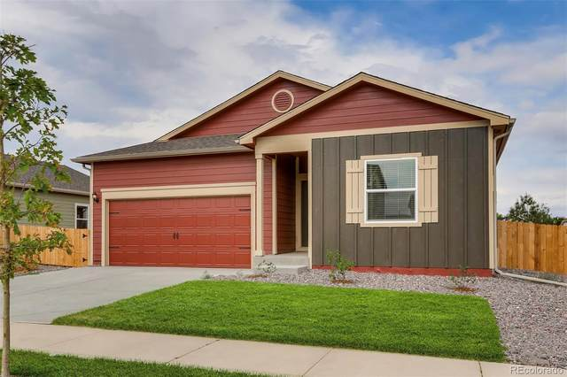 7409 Ellingwood Circle, Frederick, CO 80504 (#9912072) :: The Dixon Group